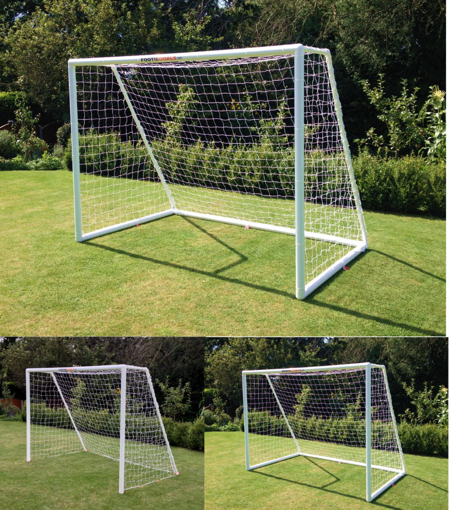 8'X6' ANCHORED FOOTIE GOAL CONVERSION TO MULTI SURFACE VERSION